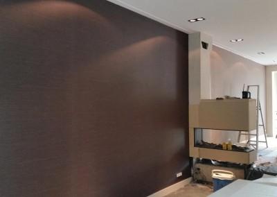 Wanden en plafonds spuiten